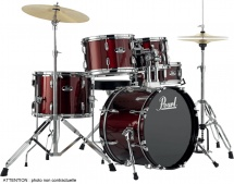Pearl Roadshow Junior 18 - 4 Futs - Ppa Rs585cc-91 - Red Wine