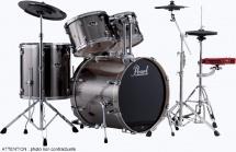 Pearl Epex725c-21 - Epro Live Standard 22 - 5 Futs - Rhodoïd Smokey Chrome