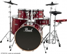 Pearl Epexl725c-246 - Standard 22 - 5 Futs - Vernis Natural Cherry