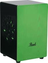 Pearl Drums Pbc-53d/536 Cajon Bois 3d - Green Tea