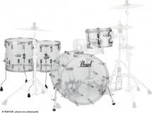 Pearl Crystal Beat - Crb524pc-730 - Rock 22 4 Futs 2tb - Ultra Clear