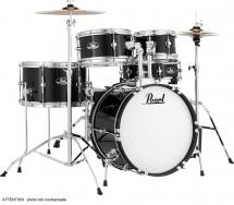 Pearl Drums Roadshow Junior 16? - 5 Futs - Jet Black Rsj465cc-31