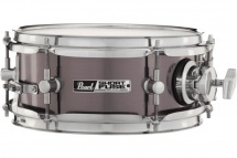 Pearl Drums Sfs10c-750 - Sopranino Short Fuse Snare Brushed Pewter 10 X 4