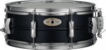 Pearl Drums Sensitone Acier Matte Black 14 X 5 - Ss1455sbec