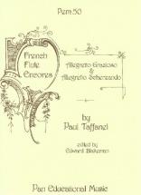 Taffanel P. - Allegreto Grazioso and Allegreto Scherzando - Flute Et Piano