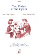 Two Flutes At The Opera