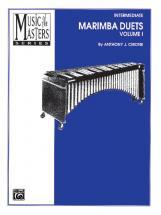 Marimba Duets Vol 1 Musicmast - Marimba