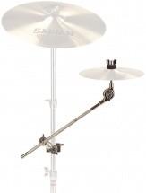 Gibraltar Perchette Cymbale Longue + Clamp Articule - Sc-clbac