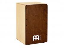 Meinl Sc100ab - 11 3/4 X 19 3/4 Snarecraft Cajon Almond Birch Frontplate