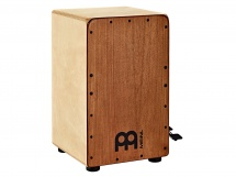 Meinl Scp100awa - Snarecraft Professional Cajon American White Ash Frontplate