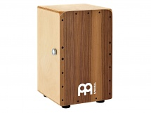 Meinl Scp100wn - Snarecraft Professional Cajon Walnut Frontplate