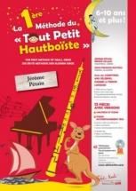 Petain Jerome - La Premiere Methode Du Tout Petit Hauboiste