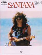 Santana Carlos - Santana - Guitar Tab