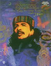 Santana Carlos - Dance Of The Rainbow Serpent : Heart - Guitar Tab