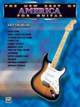 America, New Best Of - Guitar Tab