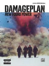 Damageplan - New Found Power - Guitar Tab