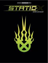 Static X - Guitar Anthology - Guitar Tab