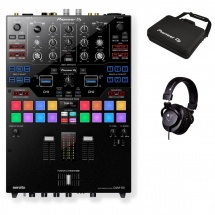 Pioneer Dj Pack Djm-s9 + Bag + Casque
