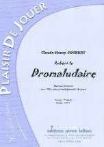Joubert Claude-henry - Robert Le Dromaludaire - Flûte Traversière Et Piano