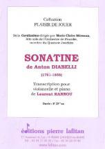 Diabelli A. - Sonatine - Violoncelle Et Piano