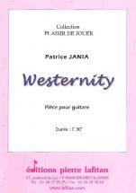 Jania Patrice - Westernity - Guitare