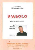 Lucato Fabrice - Diabolo - Trombone Et Piano