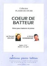 Zielinski / Nierenberger - Coeur De Batteur - Batterie Et Piano