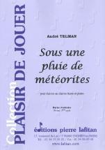 Telman Andre - Sous Une Pluie De Meteorites - Clairon Et Piano