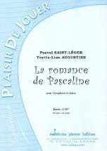 Saint-leger / Augustine - La Romance De Pascaline - Vibraphone Et Piano