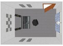 Primacoustic London 8 Room Kit De Traitemant Acoustique Pour Pièce De 8 M2 Beige