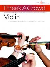 Violin - Book 1 Easy Intermediate - Violin