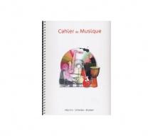 Cahier Spirale 16 Portees 4 X 4 96 Pages 30 X 23 Format A La Francaise