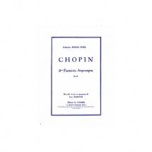 Chopin Frederic - Fantaisie Impromptu Op.66 - Piano