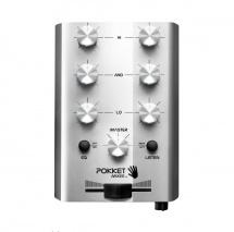 Pokket Mixer Pokket Mixer Metal Silver