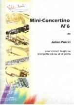 Porret J. - Sixieme Mini-concertino, Sib Ou Ut