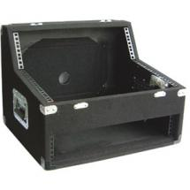 Power Acoustics Flight Case Moquette 6u+3u