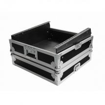 Power Acoustics Flight Case Pour Mixer 19 Couleur Noire