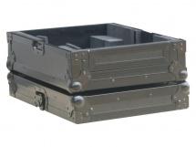 Power Acoustics Flight Case Pour Cdj900 Et Cdj2000 Couleur Noire