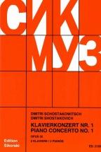 Chostakovitch D. - Piano Concerto N°1 Op.35 - 2 Pianos
