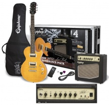 Epiphone Les Paul Afd Les Paul Special-ii Performance Pack