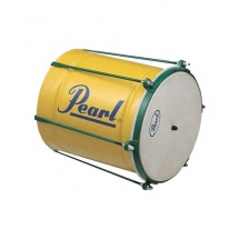 Pearl Ppu Bc80ss Percussions Serie Bresil Cuica Acier Quinzaines