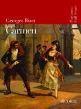 Bizet G. - Carmen - Conducteur