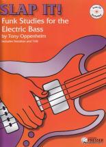 Oppenheim - Slap It! - Guitare Basse