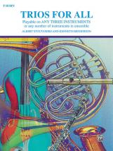 Trios For All - French Horn Ensemble