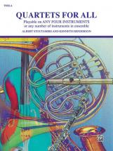 Quartets For All - Viola Ensemble