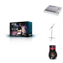 Prodipe Pack Dr8 + Mic50 + Mc22 + Ub2222fx-pro