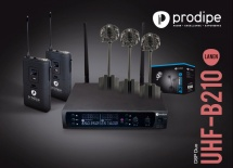 Prodipe Pack Uhf Dsp Duo Al21