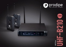 Prodipe Uhf B210 Dsp Duo