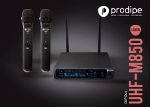 Prodipe Uhf M850 Dsp Duo Lanen