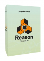 Propellerhead Reason 10 Mise A Jour Pour Possesseurs Reason Essentials - Ltd - Adapted